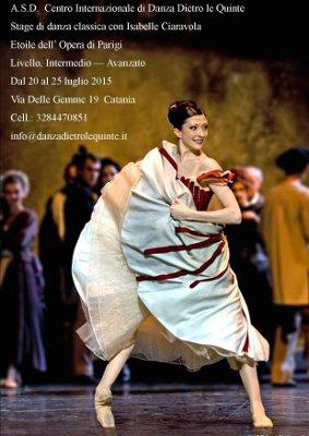ASD Centro Internazionale di Danza Dietro le Quinte (Catania, Italy)