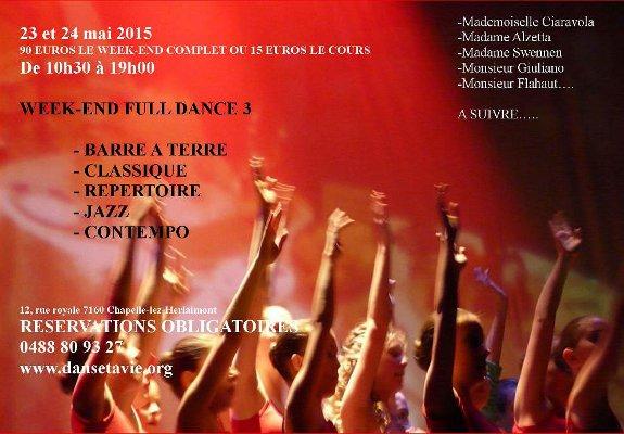 Danse ta vie (Chapelle-lez-Herlaimont, Belgium)