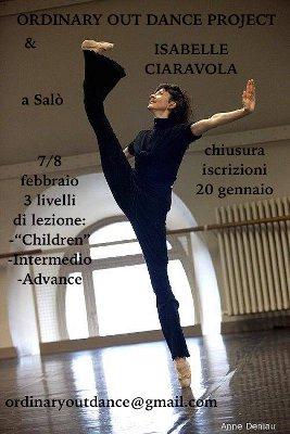 OODP (Ordinary Out Dance Project) (Verona/Brescia, Italy)