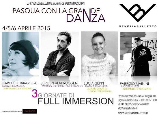ASD CFP Venezia Balletto, Sabrina Massignani (Venezia, Italy)