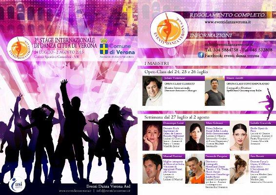 ASD Eventi Danza Verona (Verona, Italy)